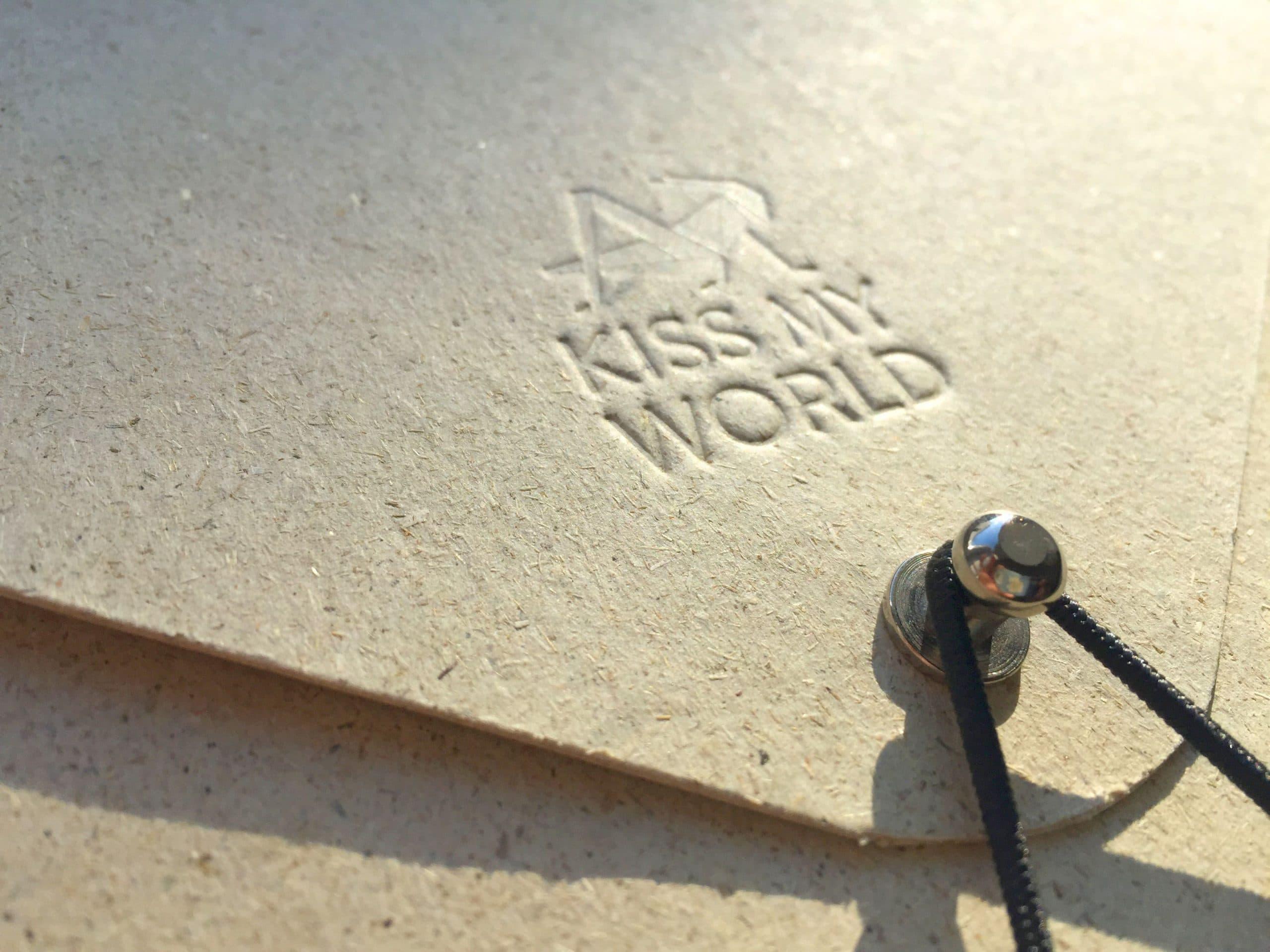 KISS MY WORLD Dokumentenmappe